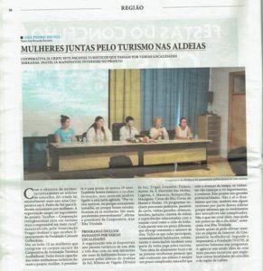Cooperativa Acolhe Rural Jornal do Centro